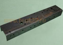 Усилитель рамы на Газель ГАЗ-3302 под амортизатор (передний левый)