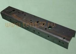Усилитель рамы на Газель ГАЗ-3302 под амортизатор (передний правый)