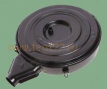 Фильтр воздушный на Газель 3302 в сборе двигатель 406 карбюратор (метал) /ОРИГИНАЛ/