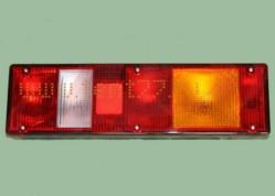 Фонарь задний на ВАЛДАЙ 3310 правый (без ламп и провода)