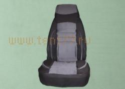 Чехлы Газель 3302 водительское жаккард цвет темно-серый