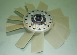 Вентилятор с муфтой вязкостной на Газель Некст Evotech