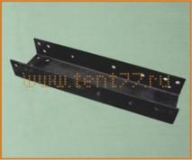 Удлинитель рамы Газель (задний) 4мм. сверл. (для поперечины 6)  L-400мм