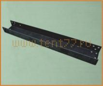 Удлинитель рамы Газель (задний) толщ 4мм сверл (для поперечины 6)  L-600мм