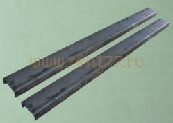 Удлинитель рамы Газель  (средний) толщ.4мм. несверл комплект  L-1800мм