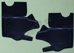 Ковры салона Газль -3302 NEXT, некст,  полиуретан (с перемычкой)