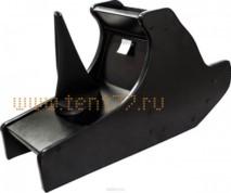 Консоль декоративная Газель БИЗНЕС ламинат цвет черный