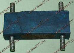 Подушка КПП Газель 3302,2410 синий