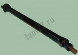 Вал карданный Газель 3302 (передняя часть, удлиненная база) подвесной н/об.
