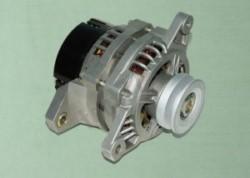 Генератор Газель 3302 БИЗНЕС, УАЗ двигатель 4216.10 (90А) (узкий шкив AVX10)