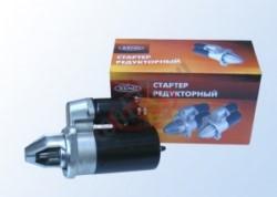 Стартер Газель 402 двигатель ,УАЗ (12В|2кВт) (редукторный) KENO