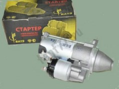 Стартер Газель 406,405,409 двигат призводство  БАТЭ