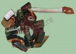 Щеточный узел стартера двигатель 406 (КЗАТЭ)