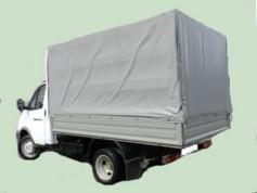 Комплект Тент и Каркас прямоугольный h-1,9м. Отечественная ткань