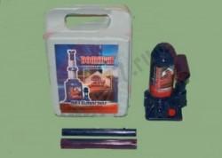 Домкрат гидравлический (4 т, 180-350 мм, пластиковый кейс)