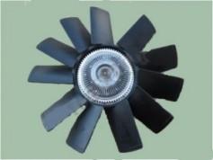 Вентилятор Газель 3302, Некст  двигатель Cummins в|сб. с муфтой вязкостной