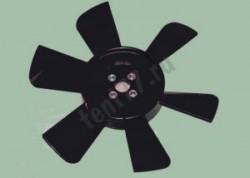 Вентилятор Газель 3302 двигатель 402,406 ( 6 лопастей) нового образца