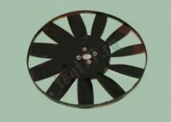 Вентилятор Газель 3302 двигатель 402,406 (11 лопастей) бесшумная обичайка