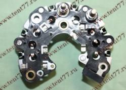 Диодный мост двигатель 406 генератор 5122, 5102 (80А)