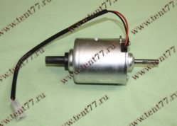 Электро двигатель отопителя  Газель 3302 старого образца 90Вт