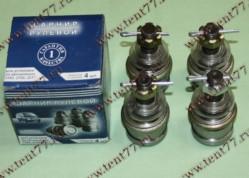 Шарнир тяги рулевой Газель 3302 комплект 4шт