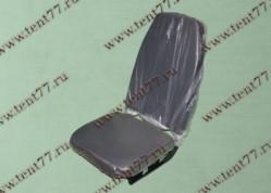 Сиденье пассажирское  Газель 3221, ПАЗ среднее (кож/зам)
