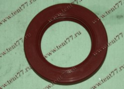 Сальник ступицы перед Газель 3302 (50х80х10) красный