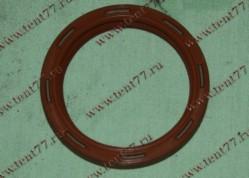 Сальник коленвала передний дв 406, 405, 409 материал  FPM фторкаучук 55х70х8 БРТ