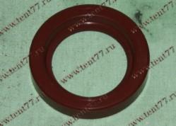 Сальник КПП удлинителя (38х56х10) красный Резинотехника
