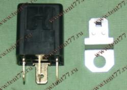 Реле 4 контактное универсал 12В (ан.90.3747-10)