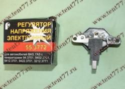 Регулятор напряжения Газель 3302 двигатель 406 (генератор БАТЭ,КЗАТЭ) с ЩУ