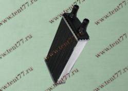Радиатор отопителя Газель 3302 БИЗНЕС (ф=20mm) спираль-турболизат алюм.