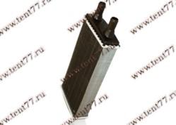 Радиатор отопителя Газель 3302 БИЗНЕС (ф=20mm) 2-х рядный алюм. Авторад