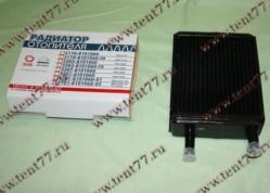 Радиатор отопителя Газель 3302 (ф=20mm) 3-х рядный (с 2003 г/в) медный ШААЗ