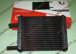Радиатор отопителя Газель 3302 (ф=20mm) 3-х ряд (с 2003 г/в) медн Иран