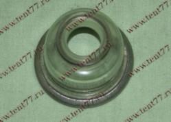 Пыльник рулевого шарнира Газель 3302 (в металл обойме) силикон