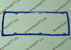 Прокладка клап. крышки  двигатель 406,405,409  силикон (син/зел/красн) Балаково