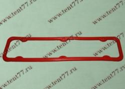 Прокладка клапанной  крышки  двигатель 402,4216 ЕВРО-3, УАЗ  силикон (син/зел/красн)