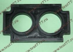 Прокладка карбюратора (проставка) двигатель ЗМЗ (текстолит)