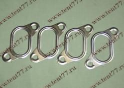Прокладка коллектора двигатель 406,405,409 (выпуск) метал. (к-т 4шт) ESPRA/Испания/