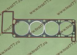 Прокладка ГБЦ  двигатель 406 (с герметиком) Фритекс