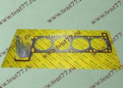 Прокладка ГБЦ  двигатель 406  (под ГБО) метал. (с герметиком) ВАТИ