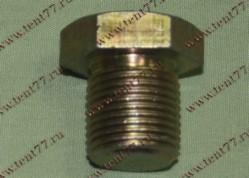 Пробка картера масляного поддона  двигатель 406 Газель
