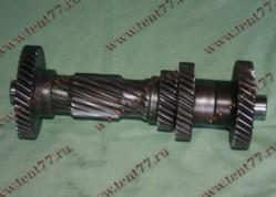 Промежуточный вал КПП на Газель 3302 без подшипников z-36