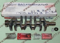 Вал коленчатый  двигатель 406, 405 с вкладышами
