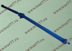 Вал карданный Газель Некст L-2728мм удлиненая база КПП 330 H/m подвесной БИЗНЕС