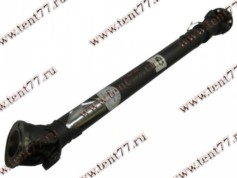 Вал карданный Газель  NEXT L-2074мм КПП 330 H/m 2 фланца TIRSAN Турция