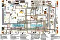 Схема электропроводки газель 406 инжектор